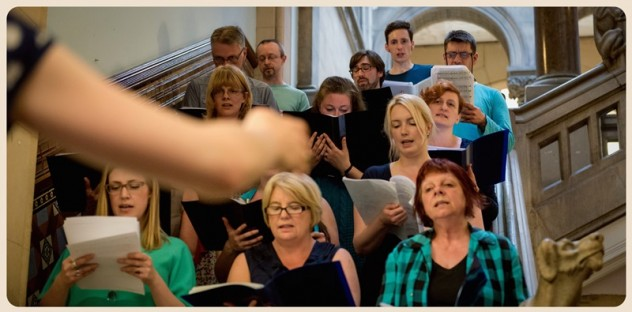 365 Leeds Stories Choir